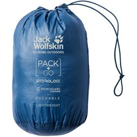 Jack Wolfskin JWP Gilet Uomo, blu